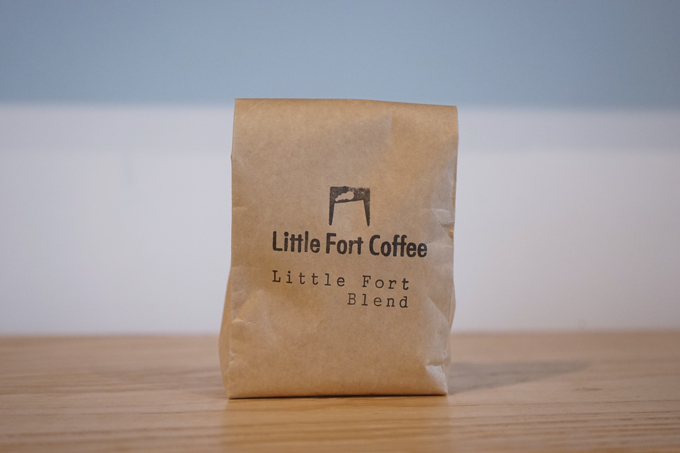 Little Fort Blend by Little Fort Coffee