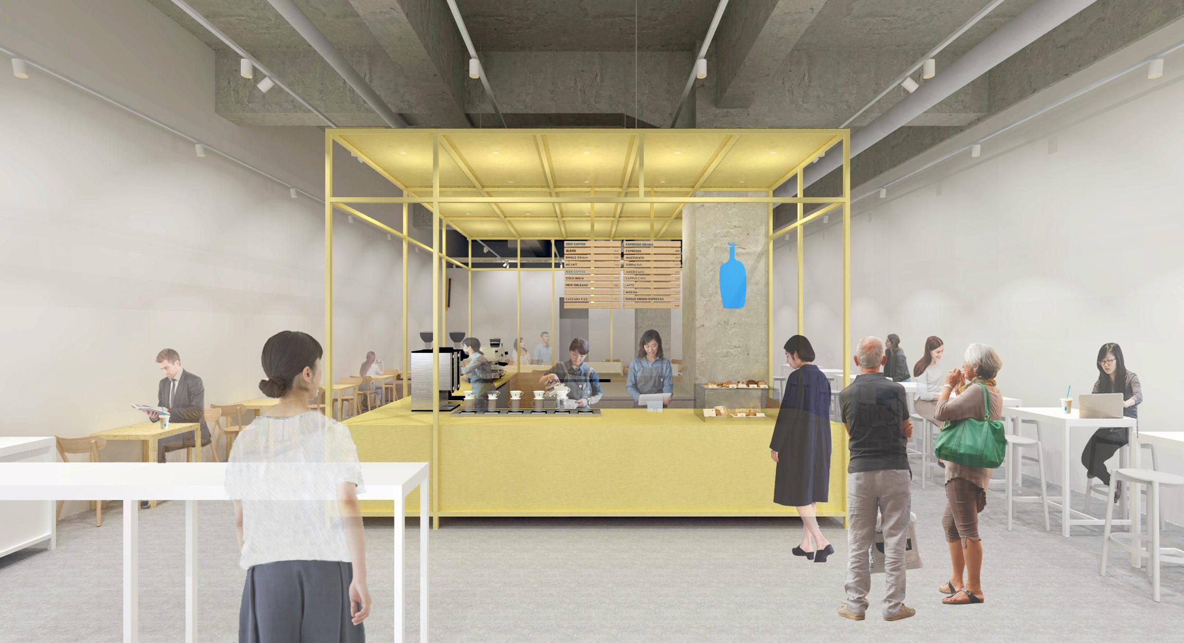 関西2店舗目!ブルーボトルコーヒー神戸カフェが2018年7月20日(金)にオープンします!