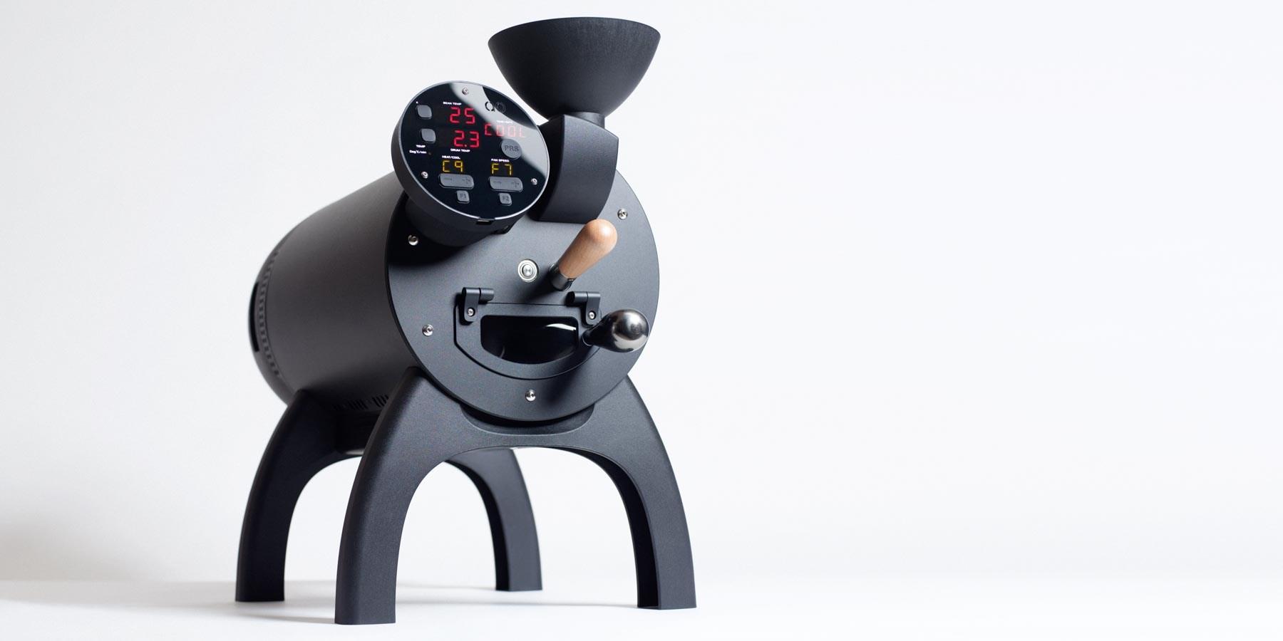 デンマークデザインの可愛らしい焙煎機『BULLET R1』