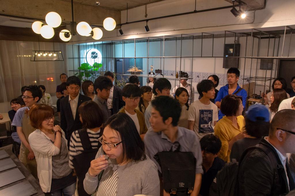 【フォトレポート】コーヒーヲタクローンチイベント henceforth