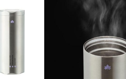 缶コーヒーをそのまま保冷可能!保温力抜群の大容量ボトルがロゴスから登場