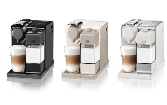 ミルクメニューに自信あり!ネスプレッソの新しいコーヒーマシンがシックでかっこいい