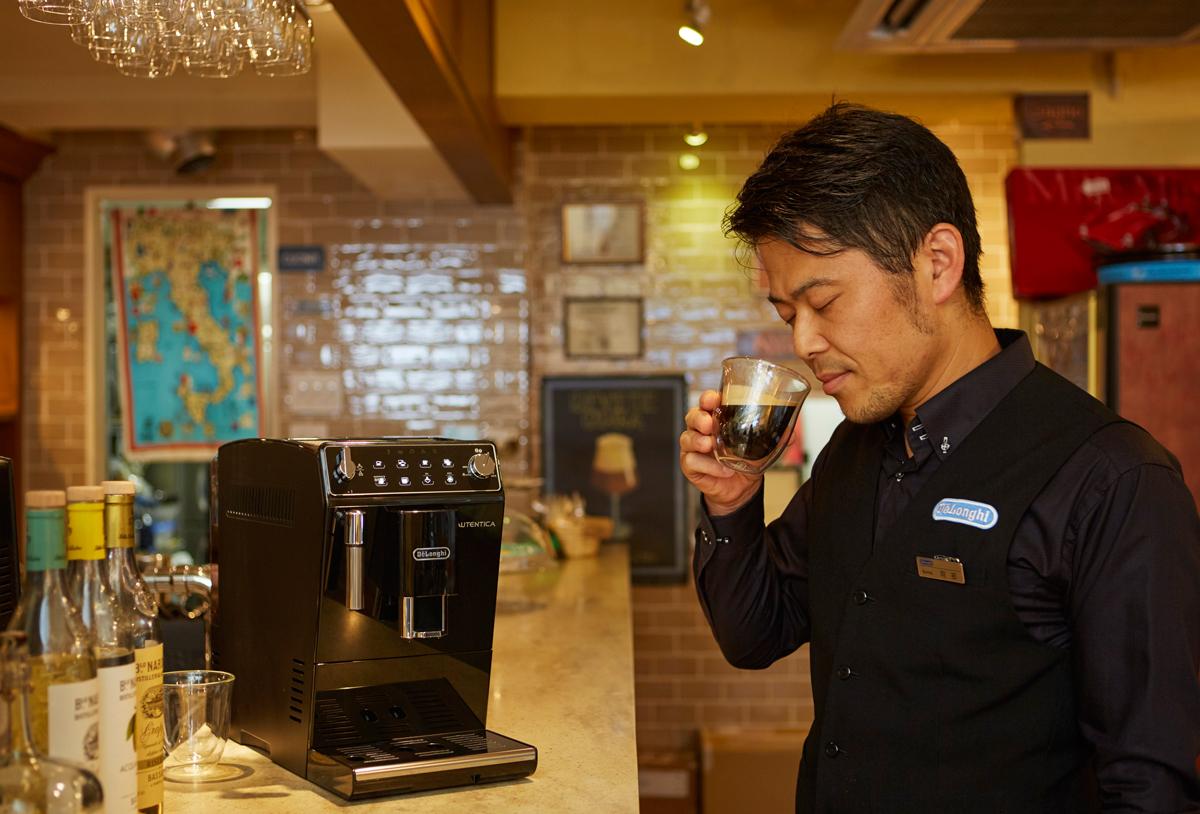 デロンギ史上最薄!全自動コーヒーマシンオーテンティカが新発売!