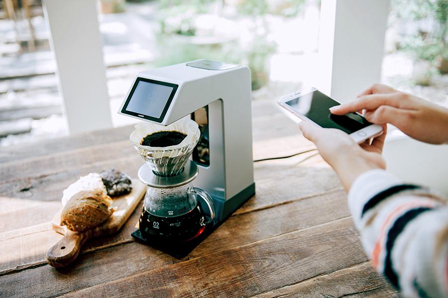 有名バリスタのレシピを再現してくれるコーヒーメーカーがさらに進化しました