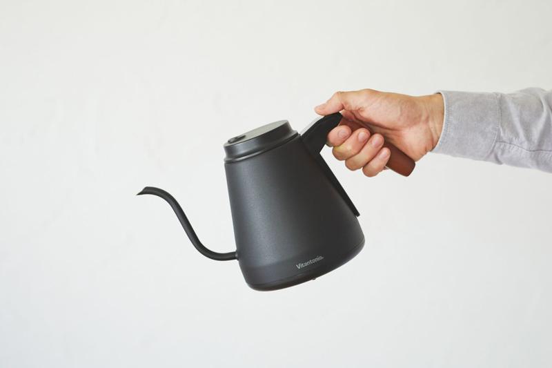ビタントニオ / 温調ドリップケトル・ACTY(アクティ) 木製ハンドル