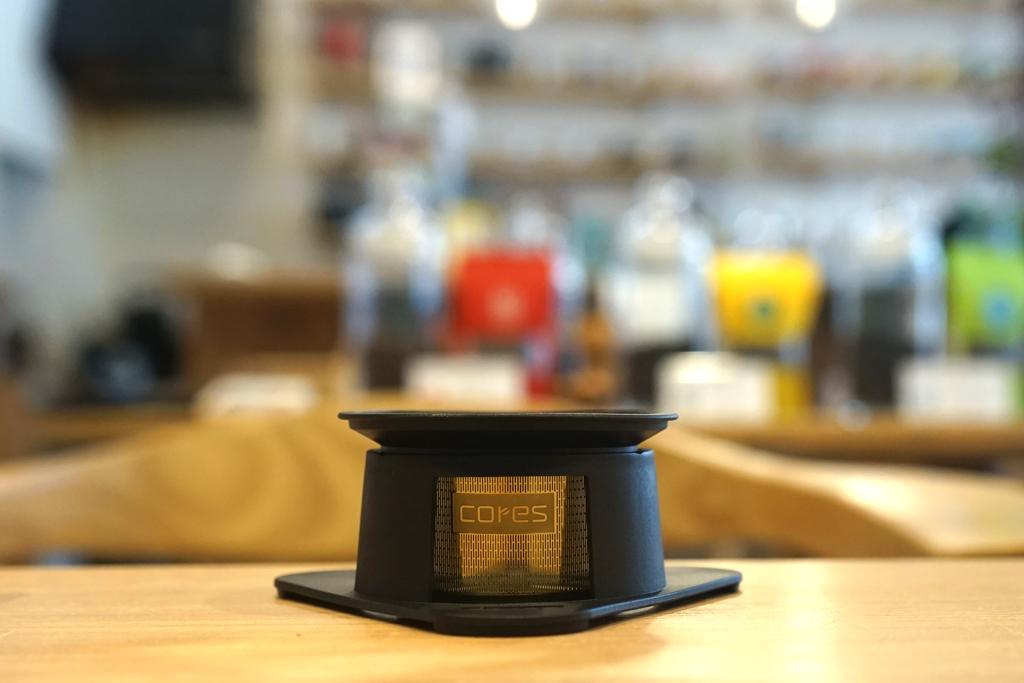 【レビュー】coresの金属フィルターをLUKEA! coffeeさんに使ってもらったら優秀なことがわかりました