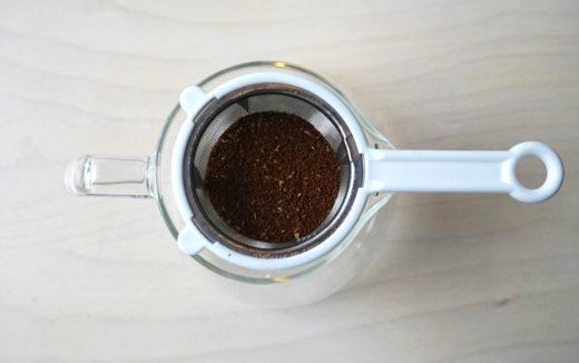 【検証】茶こしでコーヒーを淹れたらどうなるの?