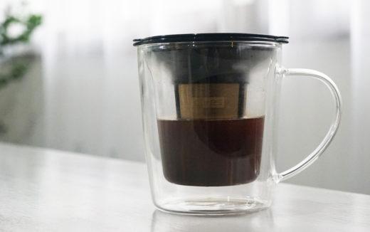 手順はたった4つ!風味豊かなコーヒーを簡単に淹れられる器具の魅力とは