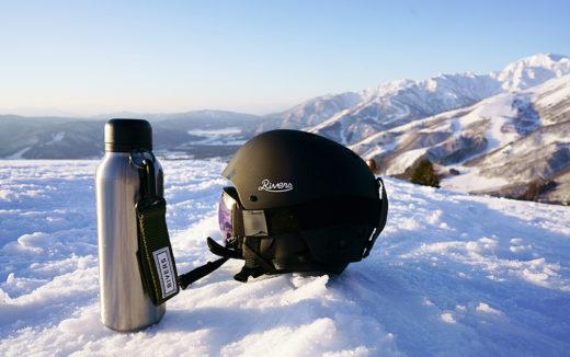 ハイサーモファンクション搭載!リバーズの新型ボトルが超軽量なのに保温力が高すぎる!
