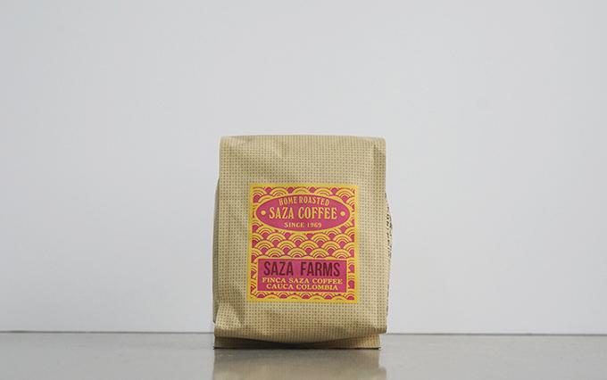 サザ農園コロンビア by サザコーヒー