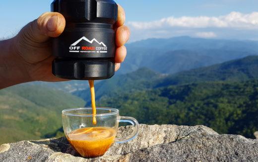 マグネット×コーヒー!磁力でエスプレッソを淹れるポータブルマシンがかっこいい!