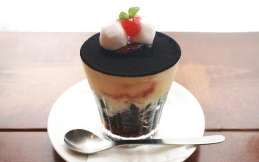食べてよし、撮ってよし。板東珈琲の「珈琲ゼリーのパフェ」はビターな味わいと可愛いビジュアルが魅力的!
