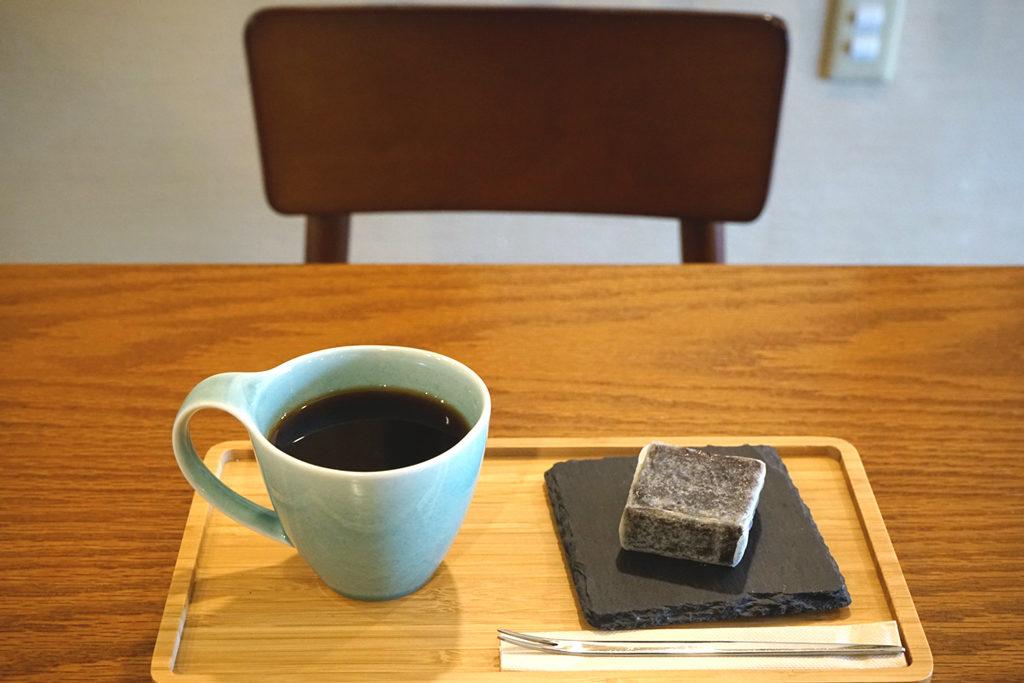 クラクションコーヒーロースターズ / CLAXON CoffeeRoastersの「和菓子」