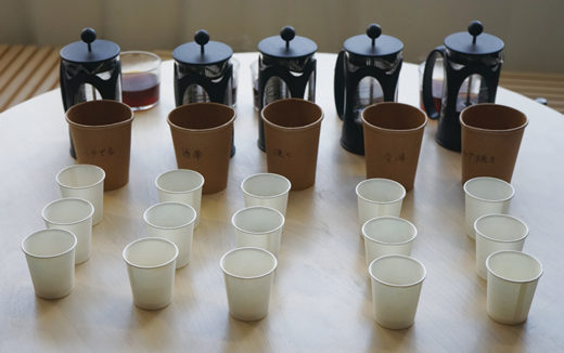 コーヒー豆を茹でる・焼く!?5パターン比較検証!