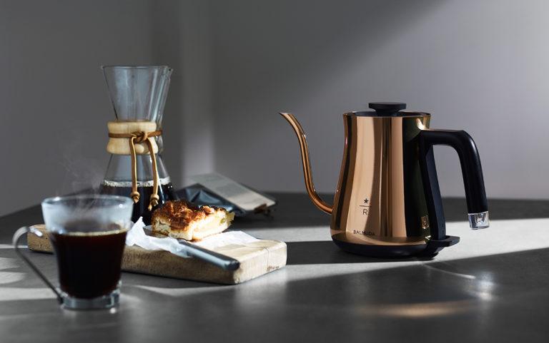 BALMUDA The Pot Starbucks Reserve® Limited Edition (バルミューダ ザ・ポット スターバックス リザーブ® リミテッ ドエディション)