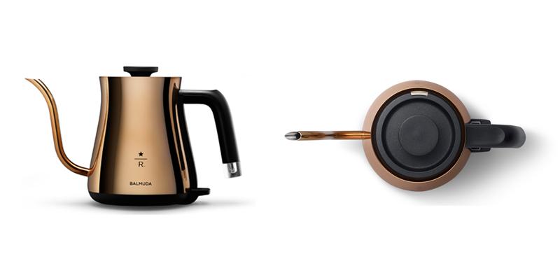 BALMUDA The Pot Starbucks Reserve® Limited Edition (バルミューダ ザ・ポット スターバックス リザーブ® リミテッ ドエディション) スペック