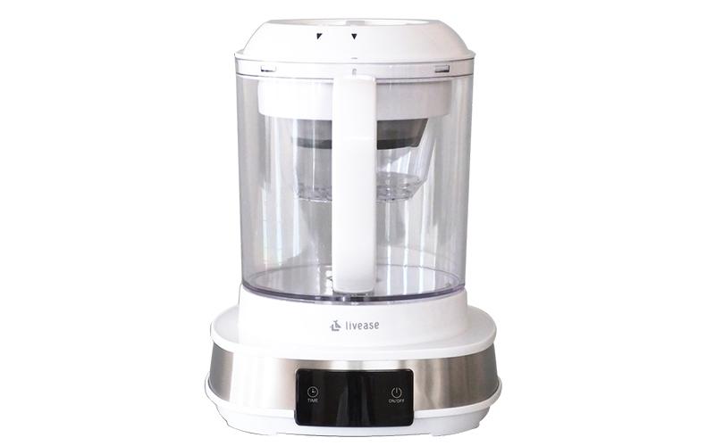 リヴィーズ家庭用電動水出しコーヒーメーカー 本体正面