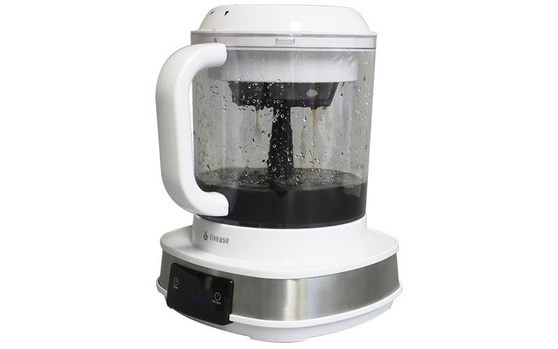 リヴィーズ家庭用電動水出しコーヒーメーカー 抽出
