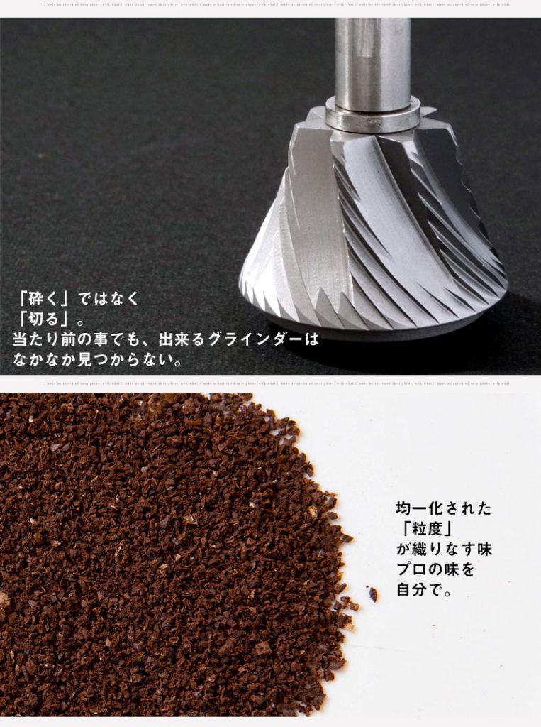 コーヒーグラインダー Zpro グラインダー刃