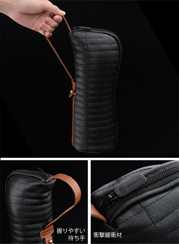 付属のハンドバッグ