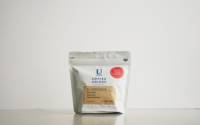 エル・ポルベニール農園 パカマラ種 パルプドナチュラル by COFFEE UNIDOS