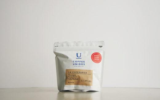 ラ・エスペランサ農園 マラカツーラ種 フリーウォッシュ by COFFEE UNIDOS
