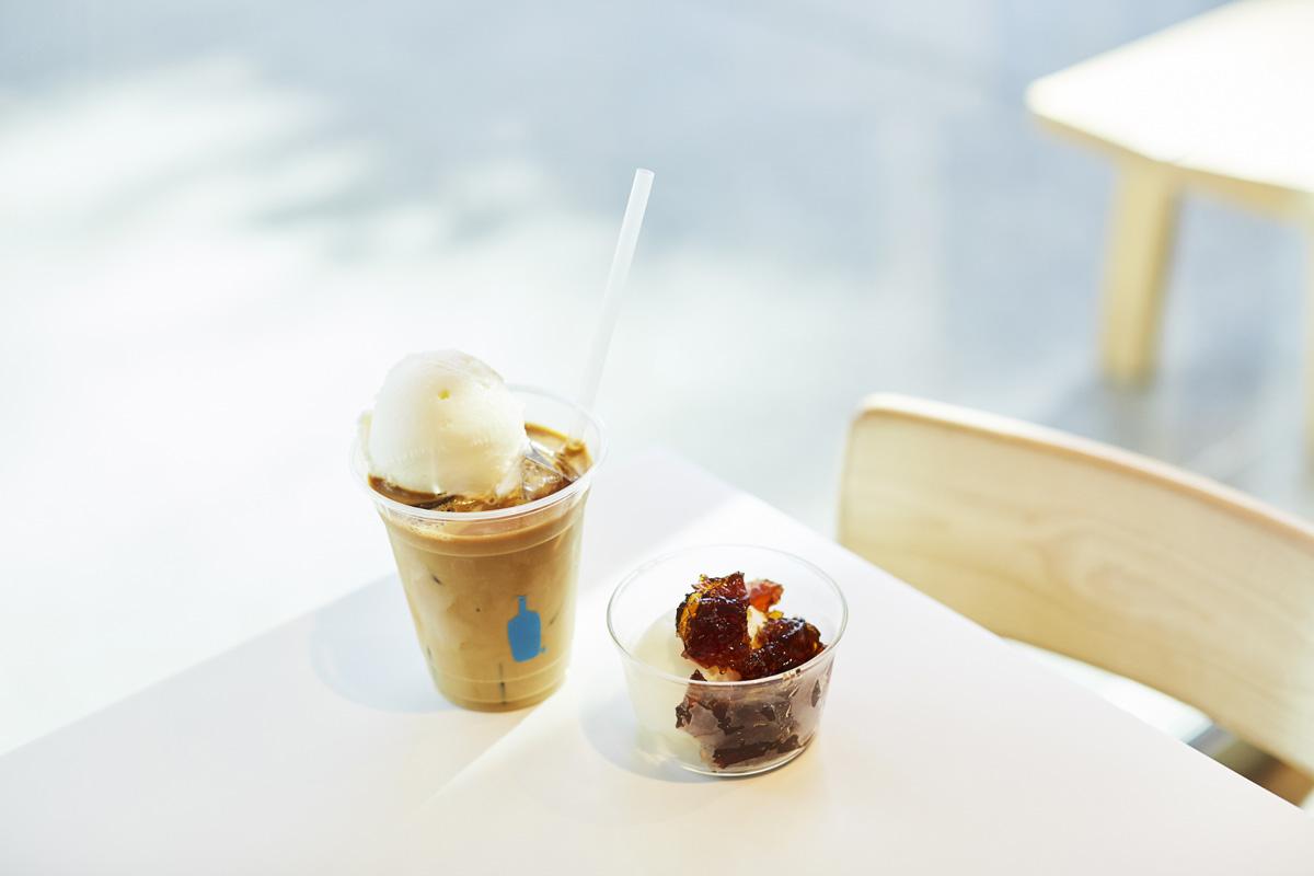 ブルーボトルコーヒーからクラフトアイスクリームブランドとのコラボメニューが登場!