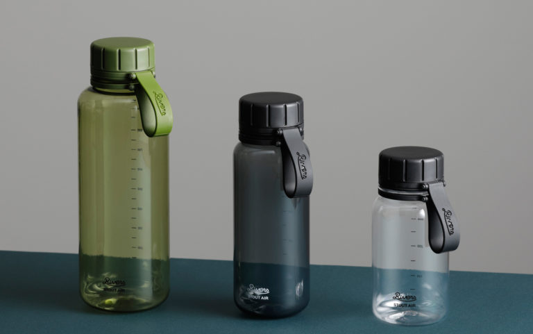 使い方無限大!リバーズ新製品『スタウトエア』は圧倒的汎用性のボトル!