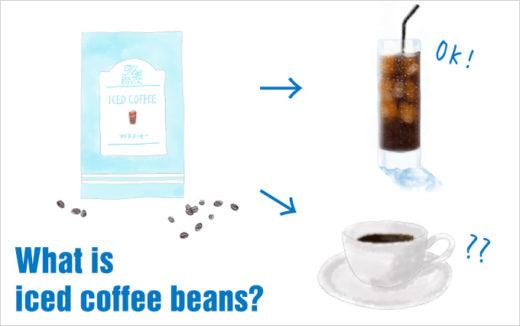 アイスコーヒーに使う豆ってどんな豆?ホットコーヒーに使う豆との違いとは