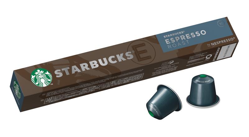 スターバックス エスプレッソ ローストのカプセル