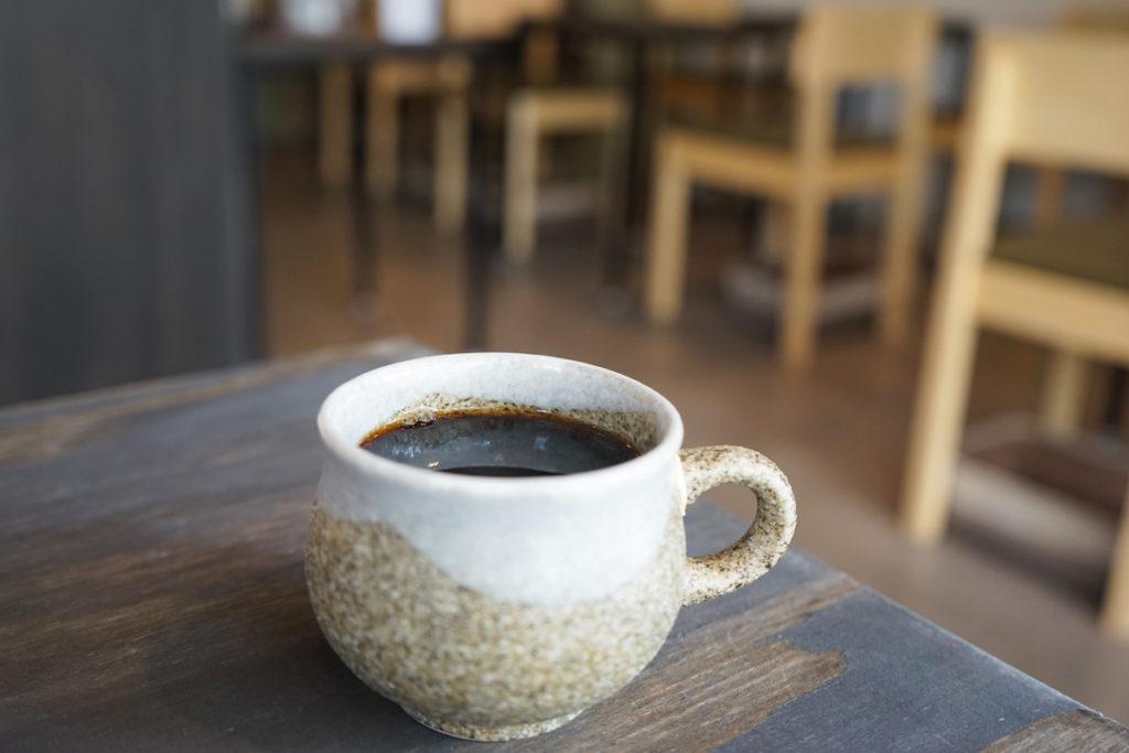 コーヒー屋さん 月祭のコーヒー