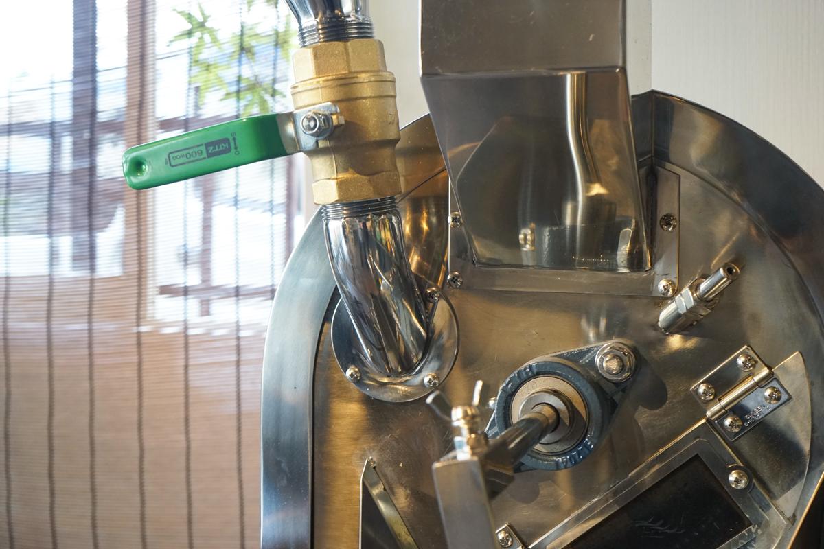 コーヒー屋さん 月祭