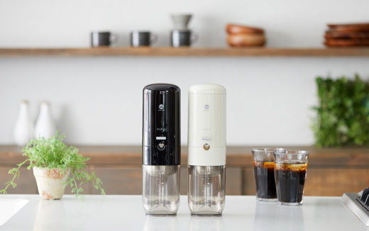 1滴ずつじっくりと淹れた冷たいコーヒーはいかが?コンパクトサイズの水出しコーヒーメーカー『Wiswell Water Dripper』登場!