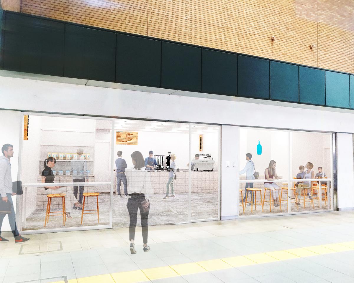 世界中に70店舗以上を展開!ブルーボトルコーヒー新店舗は恵比寿にオープンします