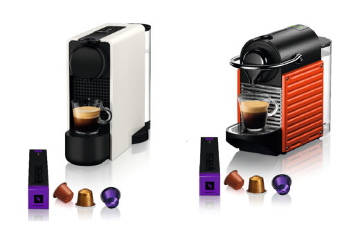 ネスプレッソから2種類のコーヒーマシン『Essenza Plus』『PIXIE Ⅱ』が同時発売!