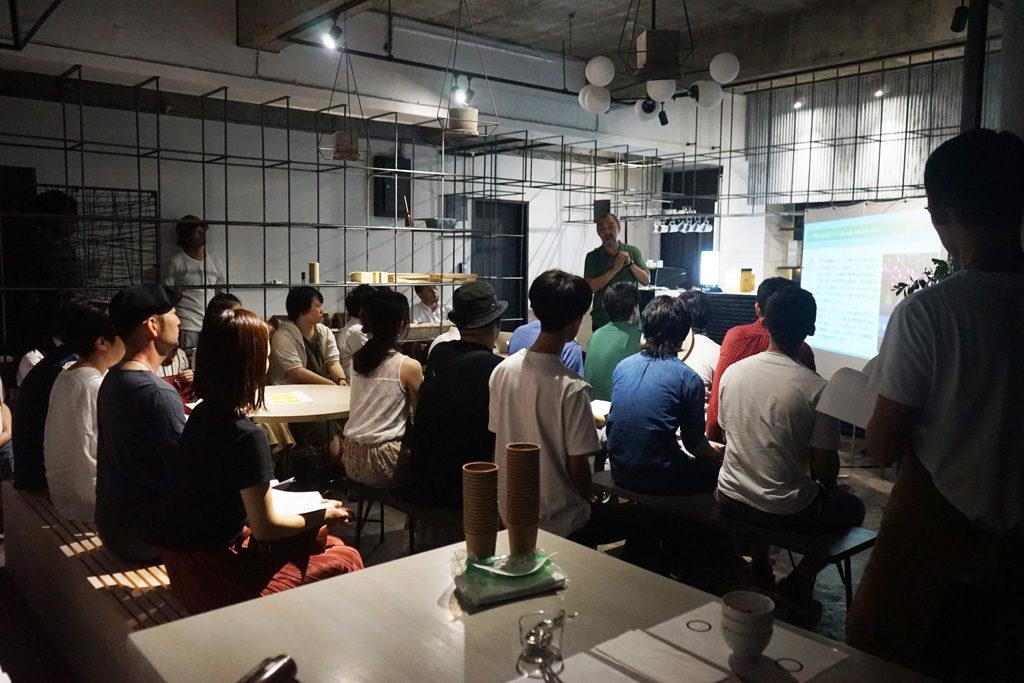 METAD社カッピングパーティートークセッション1