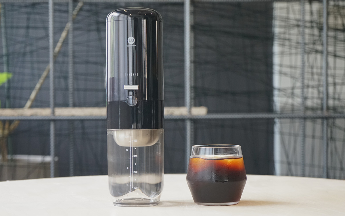 コーヒー好きは絶対ハマる!点滴速度を調整できる水出しコーヒーメーカー『Wiswell Water Dripper』を使ってみました!