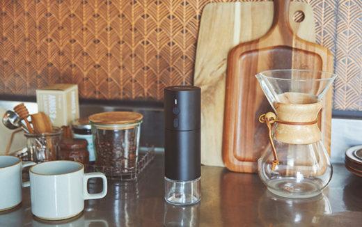 【徹底解説】シーンを問わず活躍するビタントニオのコーヒーミル『コードレスグラインダー(VCG-20-K)』を紹介します!