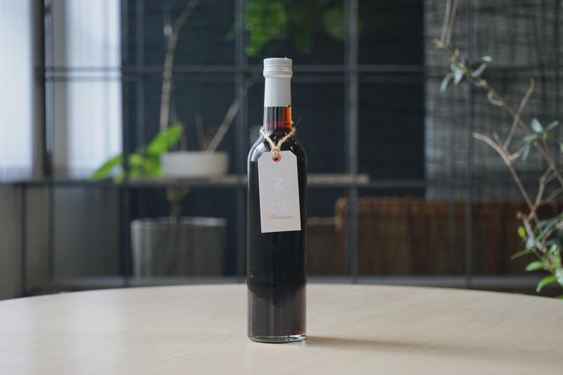 ZENZO ROAST PREMIUMパッケージボトル