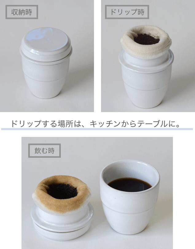 soupir(スピール)ネル×陶器の特長4