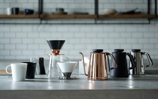 デザインが良すぎて常に部屋に出しておきたい!『Beasty Coffee by amadana』のコーヒー豆&コーヒー器具が登場!