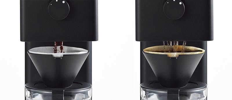 『全自動コーヒーメーカー CM-D465』正面