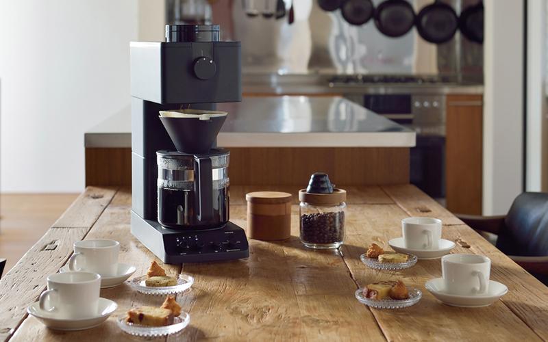 『全自動コーヒーメーカー CM-D465』イメージ1