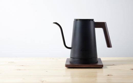 コーヒー好きにはたまらない『あの機能』を搭載!Kalita(カリタ)の電気式ドリップポット『KEDP-600』の機能がさらに判明しました!