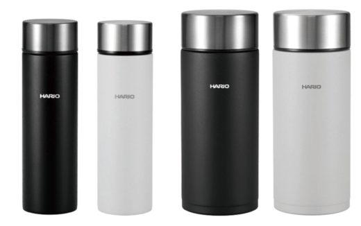コーヒー用にぴったり!HARIO(ハリオ)から新発売のスティックボトル140 & 350の容量がちょうどいい!