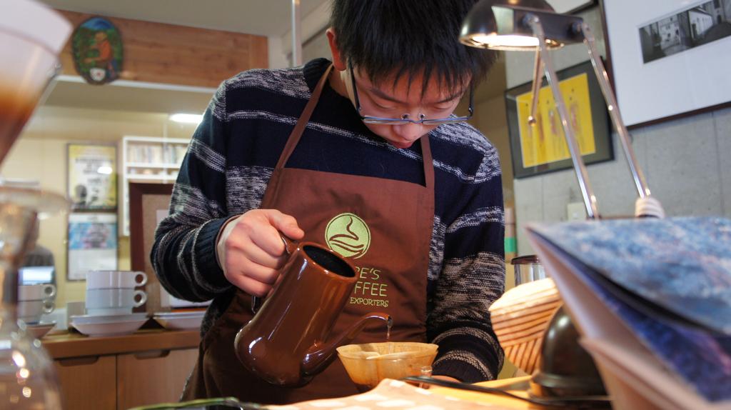 『コーヒー高校生、札幌から始めます。』イメージ2