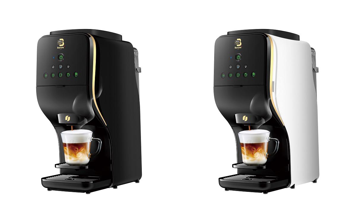 8種類のカフェメニューが簡単操作で楽しめる!『ネスカフェ ゴールドブレンド バリスタ デュオ』登場