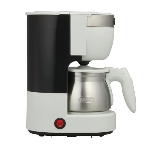 『 5カップアロマコーヒーメーカー』アッシュホワイト
