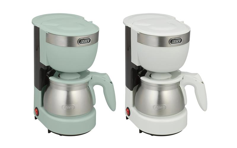 『 5カップアロマコーヒーメーカー』カラーバリエーション