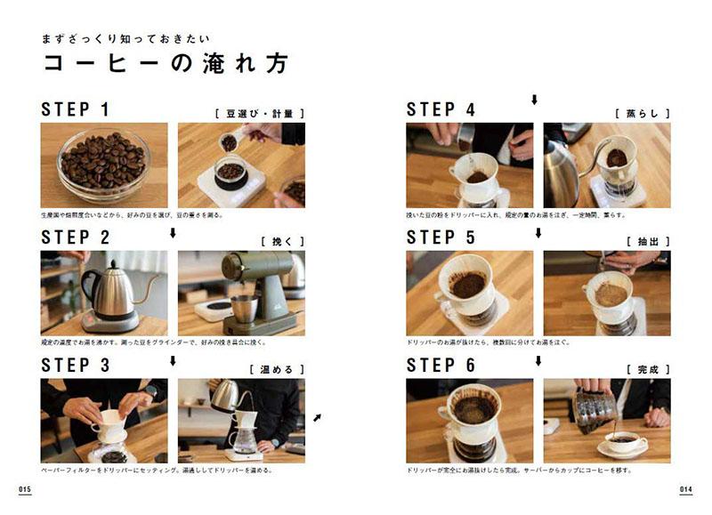 『ワールド・バリスタ・チャンピオンが教える 世界一美味しいコーヒーの淹れ方』イメージ2